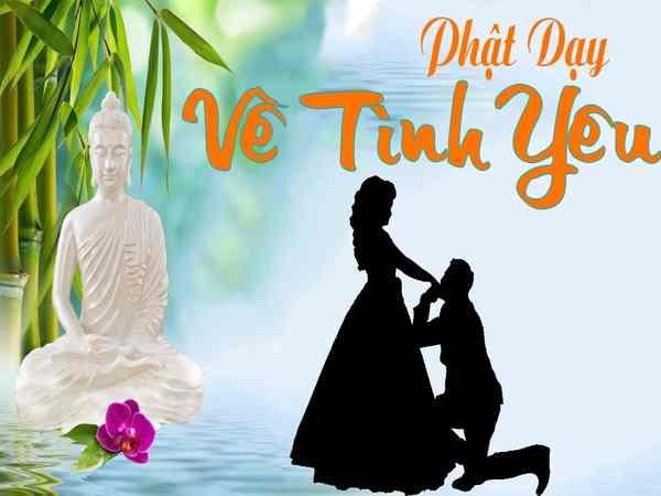 Những lời Phật dạy về tình yêu