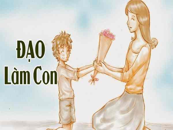 Đạo làm con theo lời Phật dạy