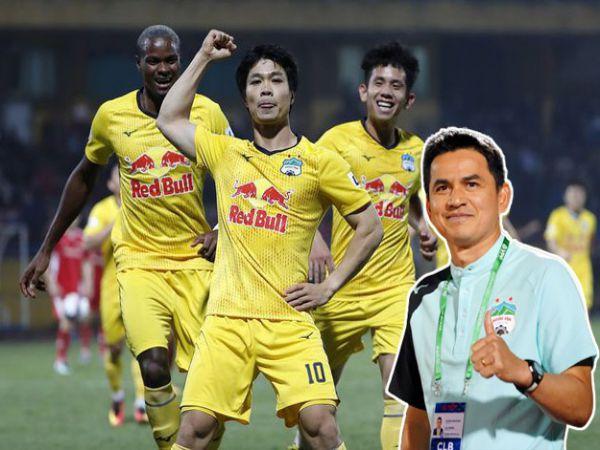Bóng đá Việt Nam tối 24/4: HAGL thắng nhọc đội bóng hạng dưới