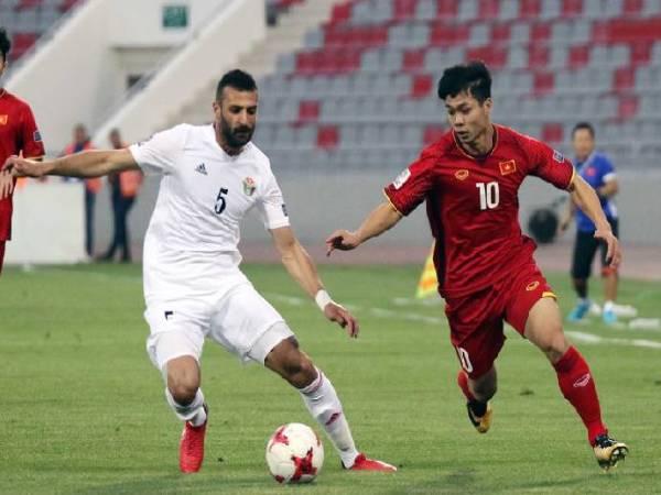 Soi kèo trận đấu Việt Nam vs Jordan