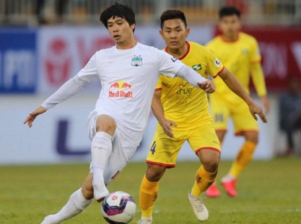 Bóng đá Việt Nam sáng 25/8: HAGL ủng hộ SLNA